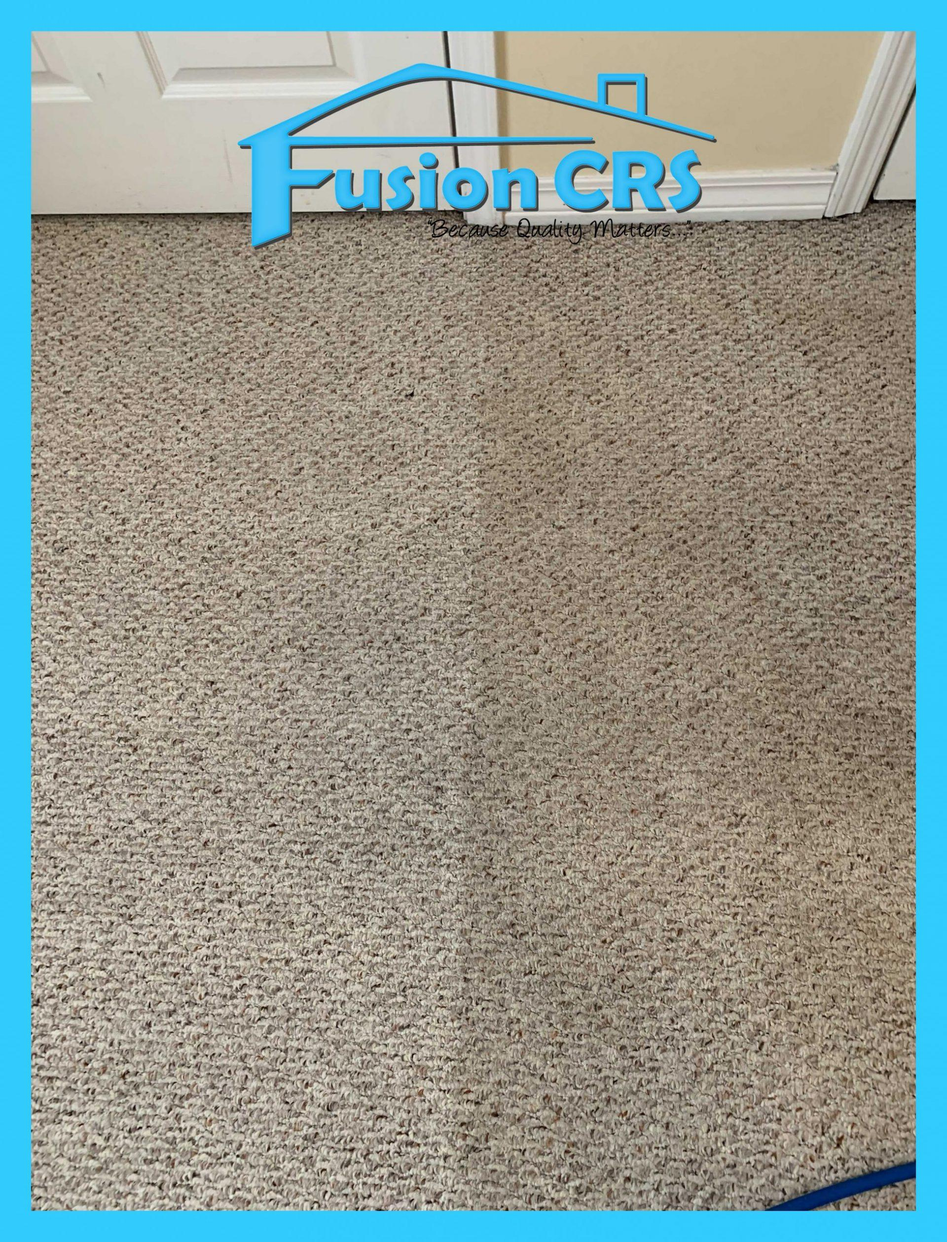Dirty Carpet, Before and after